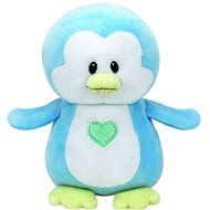 Baby TY Twinkles - Blue Penguin - Plush Toy