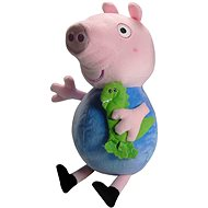 Plush Peppa Pig With A Friend George, 35.5cm - Plush Toy