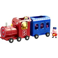 Peppa Pig - Tractor + 2 pieces