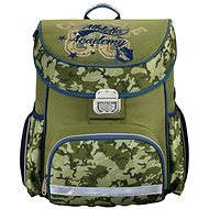 Hama Briefcase Army - School Backpack