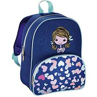 Hama School Backpack, Lovely Girl - Backpack