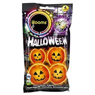 LED balloons - haloween 4 pcs