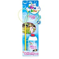 Fru Blu Big Bubbles Butterfly + 0.5L solution - Bubble blower