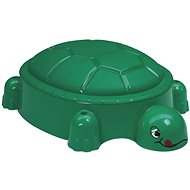 Paradiso Turtle Dark Green - Sandpit