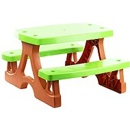 Picnic Table and Benches - Children's Table
