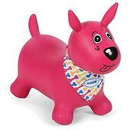 Ludi Bouncing Dog, Pink