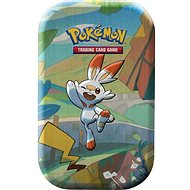 Pokemon TCG: Galar Pals Mini Tin - Card Game
