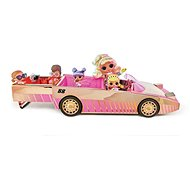 L.O.L Luxury Car with Swimming Pool and Dance Floor - Doll Accessory