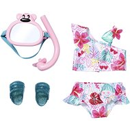 BABY born Swimsuit and Snorkel Set - Doll Accessory