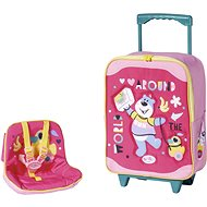 BABY born Suitcase with Doll's Seat - Doll Accessory