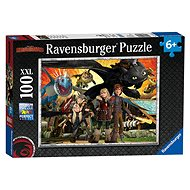 Ravensburger 109180 How to Train Your Dragon: Dragon Friends