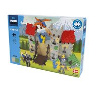 Plus-Plus Basic 760 Castle - Building Kit