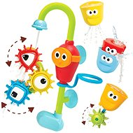 Yookidoo - Magic tap with toothed shapes - Water Toy