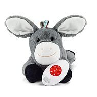 ZAZU - Donkey Don - Fizzling pet with heartbeat and melodies - Toddler Toy