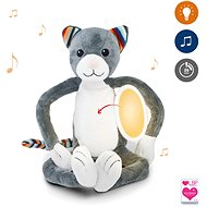 ZAZU - Cat KATIE - plush night light with melodies - Toddler Toy