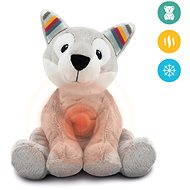 ZAZU - Husky HOWY - warm animal with lavender scent - Toddler Toy