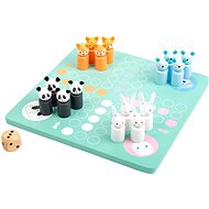 Small foot Man do not get angry with animals - Board Game