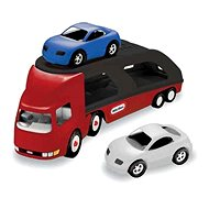 Little Tikes Tractor with car trailer - red - Toy Vehicle
