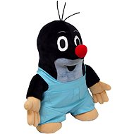 Mole in dungarees- 50cm - Plush Toy
