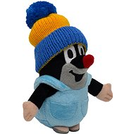 Mole in blue trousers 14cm - Plush Toy