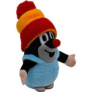 Little Mole in Pants and Red Beanie, 14cm - Plush Toy