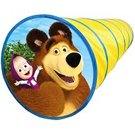 Crawling Tunnel Masha and the Bear - Play Tunnel