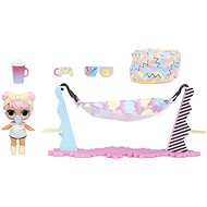 L.O.L. Surprise! Doll Furniture - Relaxation on the Beach & Dawn