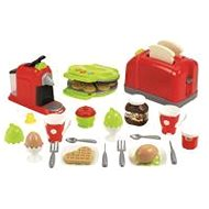 Ecoiffier Large breakfast set - Children's Toy Dishes
