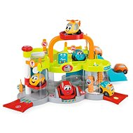 Smoby Vroom Planet Garage First - Toddler Toy