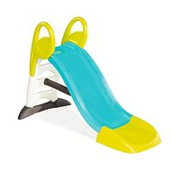 Smoby Slide KS 150 cm with wetting blue-yellow - Slide