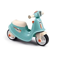 Smoby Bouncer scooter blue - Balance Bike/Ride-on
