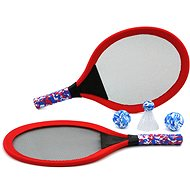 Set of Rackets with Balls - 54x27,5x5cm