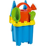 Androni Set for Sand Castle - Height 29cm, Blue
