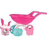 Androni Wheel Hello Helmet Kitty with a Set for Sand
