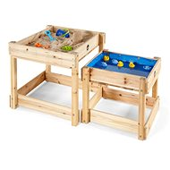 Plum Wooden chairs for play 2in1 - Children's playset