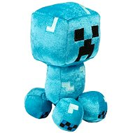 Minecraft Happy Explorer Charged Creeper - Plush Toy