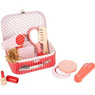 Small Foot Cosmetic Retro Case - Wooden Toy