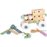 Small Foot Kit Nordic 67 parts - Wooden kit