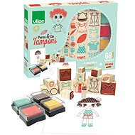 Vilac Wooden Stamps Dressing and Accessories - Stamps