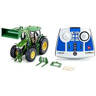 Siku Control - Bluetooth, John Deere with front loader and remote control - RC Model