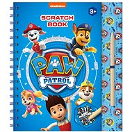 Paw Patrol - scratching pictures - Scratch Pictures
