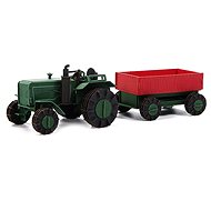 Agricultural Machinery PT1804-42 - Paper Model