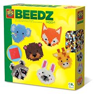 SES Embroidery Beads - Cute Animals 1400 pcs - Perler Beads