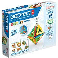 Geomag - Supercolour Recycled 35 pcs - Building Kit