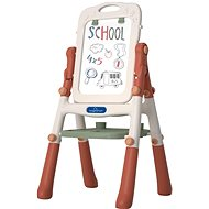 Imaginarium Painting Easel, Double-sided - Thematic Toy Set