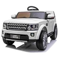 Land Rover Discovery, White