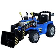MASTER Tractor with Ladle, Blue, Rear-wheel Drive