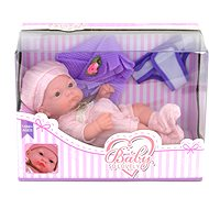 Children's Doll 25cm, with Additional Clothing, Realistic Face - Doll
