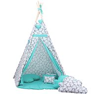 BabyMey Teepee Mickey Menthol - Children's tent