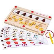 Child Friend Calculate and Assign - Board Game